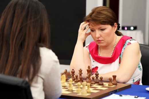 Kazan FIDE Women Grand Prix - Alisa Galliamova