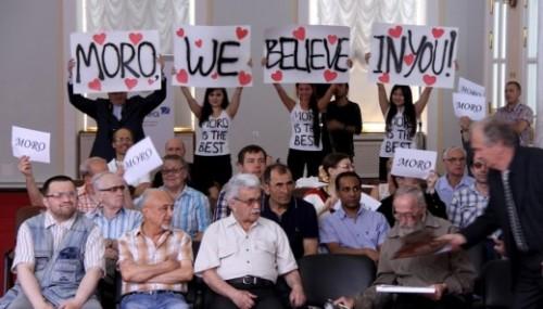 Morozevich fans