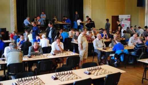 Riga Technical University Open - Playing hall