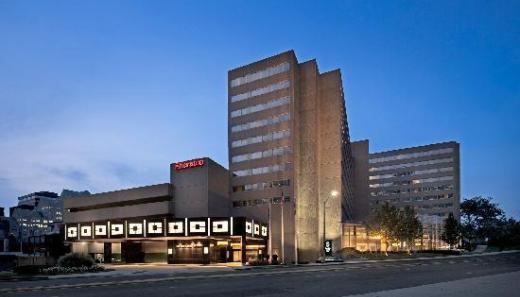 Sheraton Hotel Stamford
