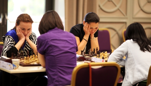 World Women Rapid Championship d3