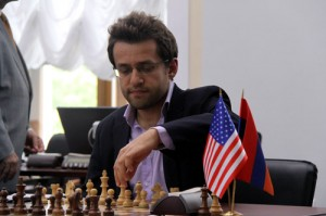 Aronian got 1.5/2 points for Baden-Baden