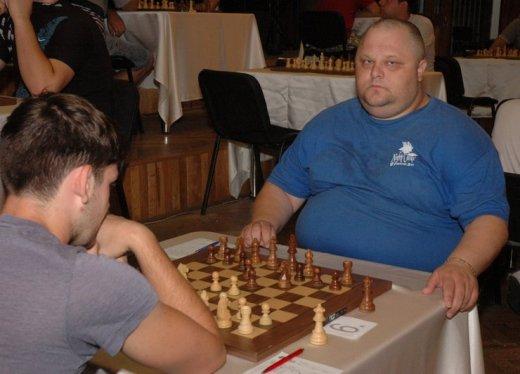 Arad Open GM Chirila Ioan-Cristian - GM Sanduleac Vasile