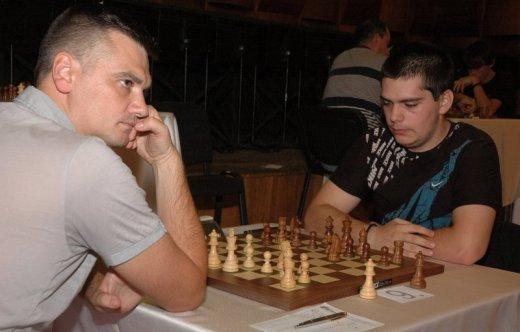 Arad Open GM Nanu Costica-Ciprian - CM Cvetanovic Uros