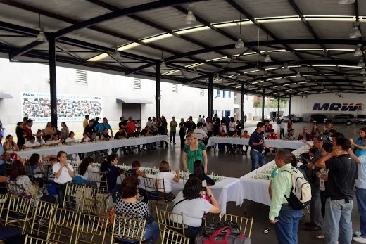 Scholastic chess event in Caracas, Venezuela
