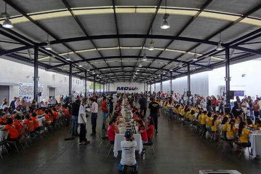 Scholastic chess event in Caracas, Venezuela