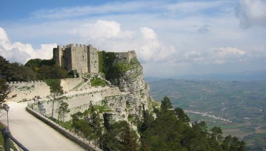 Castle of Venus in Erice