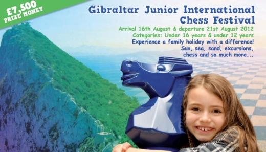 Gibraltar Junior International 2012