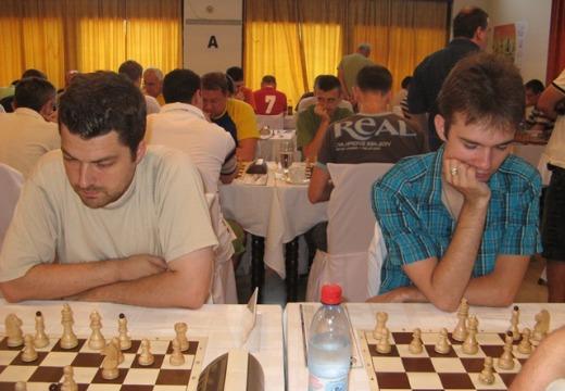 Ivan Martic, Sergei Matsenko