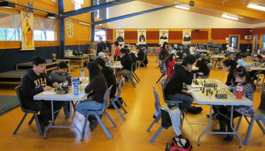 New Zealand Junior Chess Championships