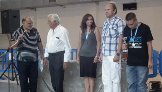 P. Prohaszka, I. Nester, A.M. Botsari, H. Stavrinadis, M. Venios