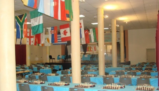Paleohora International Open Chess Tournament