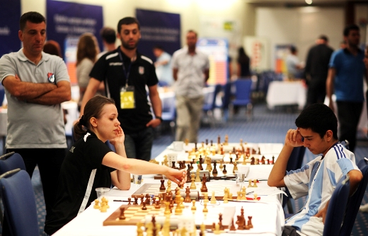 Turkish Isbank Chess League