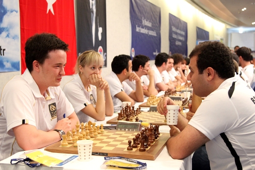 Turkish Isbank Chess League 9