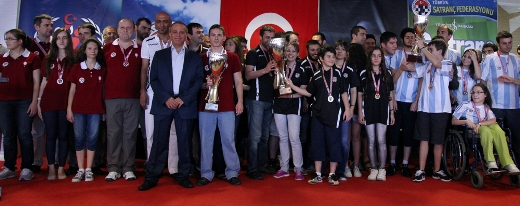 Turkish Isbank Chess League - all winners