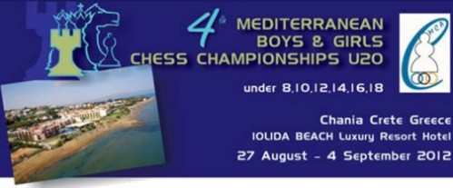 4th Mediterranean Boys & Girls Chess Championship