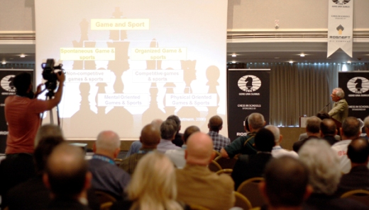 Chess and Education conference