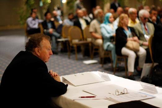 CiS Executive Secretary Kevin O'Connell