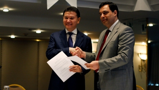 Cooperation agreement between fide and lebanon education for Fide hotel istanbul
