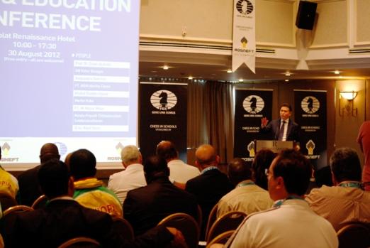 Cooperation Agreement FIDE Lebanon