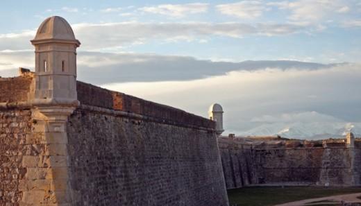 El Castillo de San Fernado de Figueras