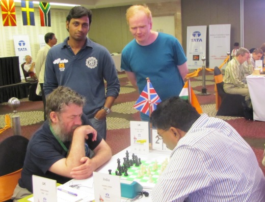 India A - UK