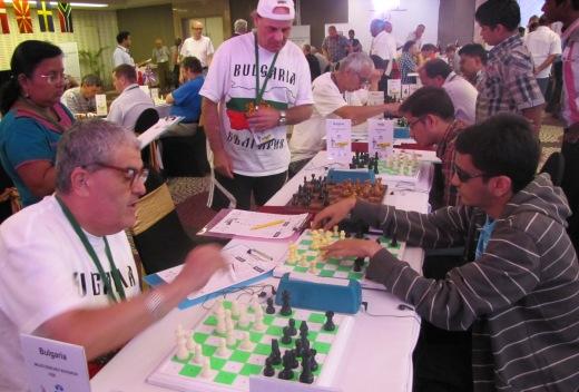 IndiaA - Bulgaria, Kichukov - Darpan