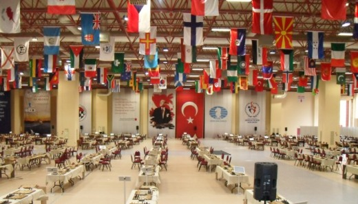 Istanbul playing hall 3
