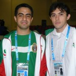 GM Leon Hoys and GM Gonzales