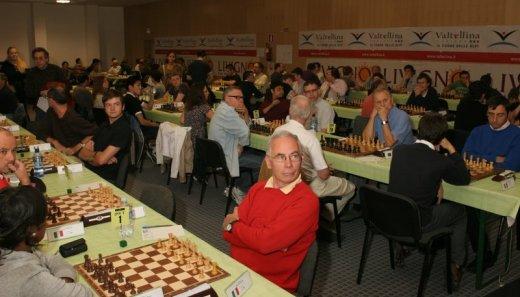3rd international livigno chess Open