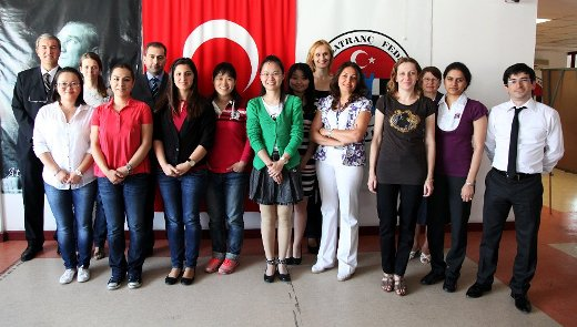 Ankara Women Grand Prix group photo
