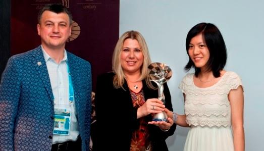 Caissa Trophy Hou Yifan