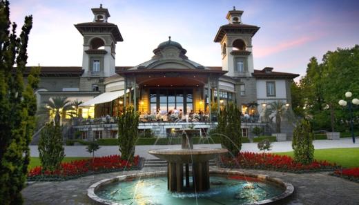 Casino de Montbenon à Lausanne