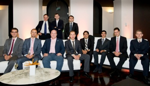 Grand Prix London 2012 - participants