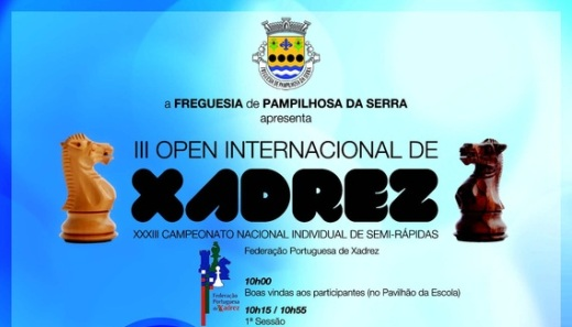 International Open Chess Pampilhosa da Serra