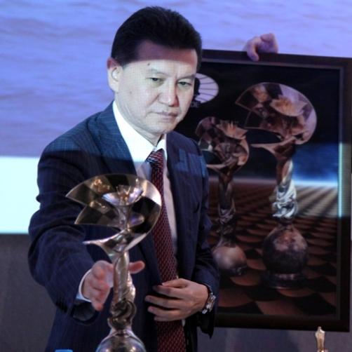 Kirsan Ilyumzhinov Big Caissa