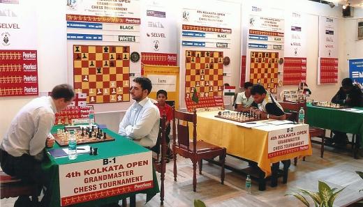 Kolkata Playing Venue