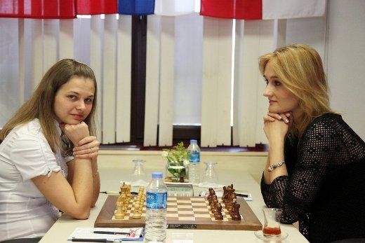 Muzychuk Anna - Cmilyte Viktorija