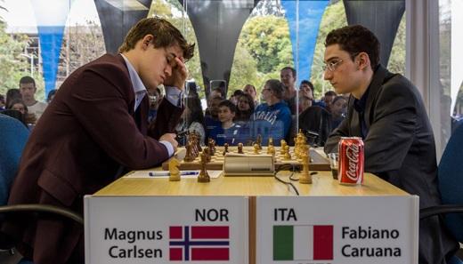 Sao Paulo Carlsen - Caruana