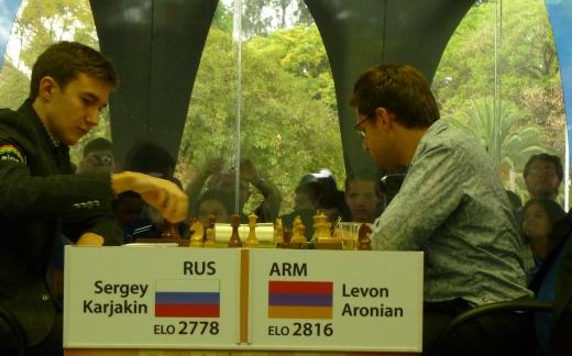 Sao Paulo Karjakin - Aronian