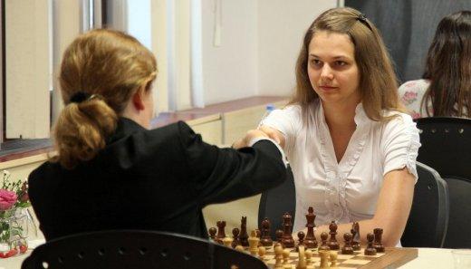 Socko Monika - Muzychuk Anna