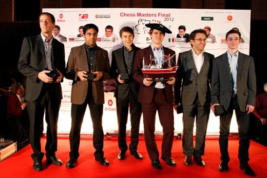Bilbao Final Masters 2012 Group photo
