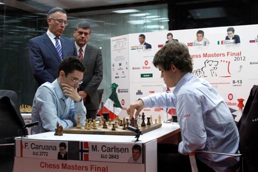 Bilbao Final Masters 2012 blitz tiebreak