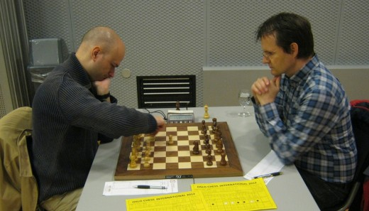 GM Dublan vs. GM Djurhuus