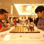 Indonesia chess round