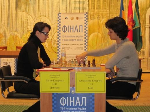 Lahno - Dolzhykova