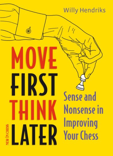 Move First, Think Later - cover