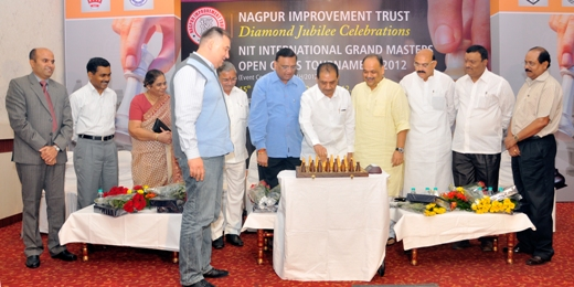 NIT Grandmasters Open Chess Tournament