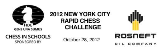 New York City Rapid Chess Challenge 2012
