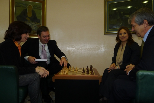 Polgar Vucic chess game